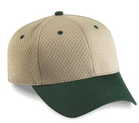 Image Cobra-6-Panel Low-ProfileTwo Tone Athletic Jersey Mesh Hat
