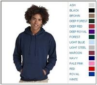 Image Hanes 7.8 oz 50/50 Pullover Hood
