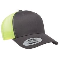 Trucker caps - Flat visor. 6 panel cap  a2fb3f42c6a7