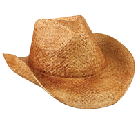 Image Outdoor Embroiderable Straw Hat