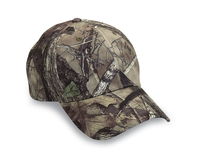 Image Cobra-True Timber Camo 6-Panel Structured