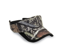 Image Cobra-True Timber Camo 3-Panel Sun Visor